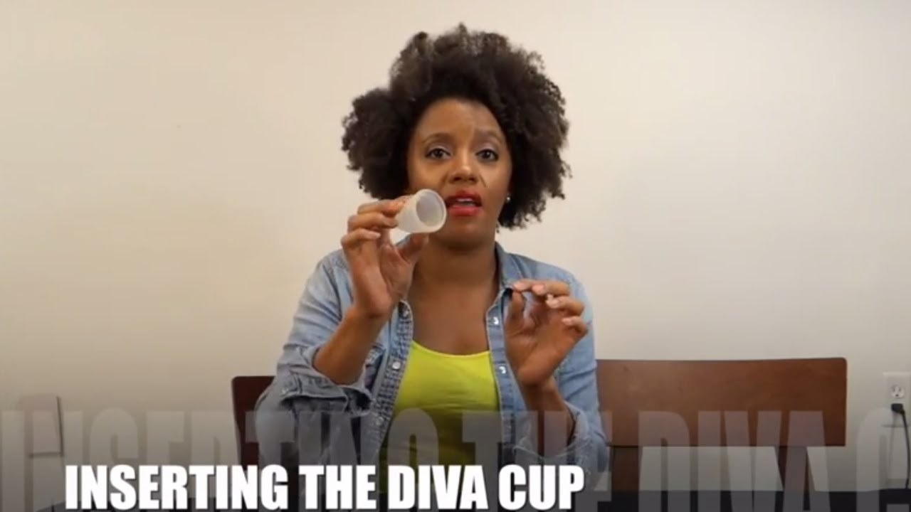 Diva cup real talk with bold brownies youtube - Buy diva cup ...