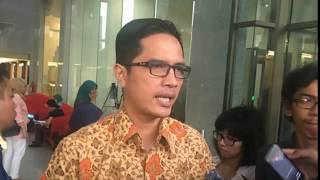 Berita Terbaru - Rombongan Bupati Abdul Latif Yang Terjaring OTT Tiba Di Kantor KPK