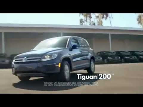 VW Turbocharged Sales Event Aug 2014