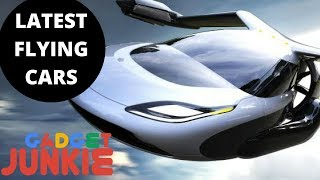 World's Latest Flying Cars You Must See