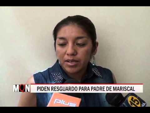 27/01/2015-18:56 PIDEN RESGUARDO PARA PADRE DE MARISCAL