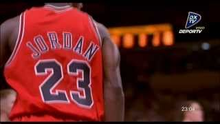 MICHAEL JORDAN - LEBRON JAMES, LA COMPARACIÓN