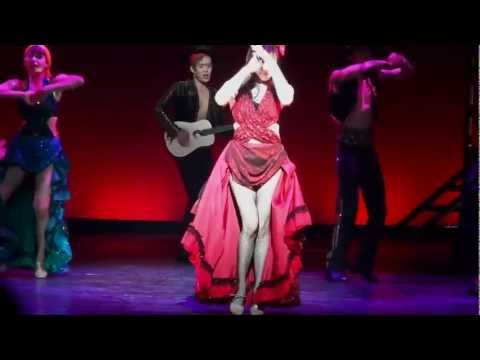 Snsd Tiffany Sexy Red Dress - Fame video