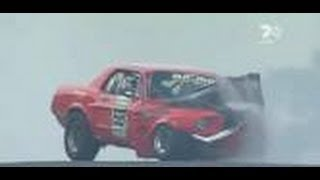 BEST of Muscle Cars ( CRASH and FAIL ) pure sound EPIC