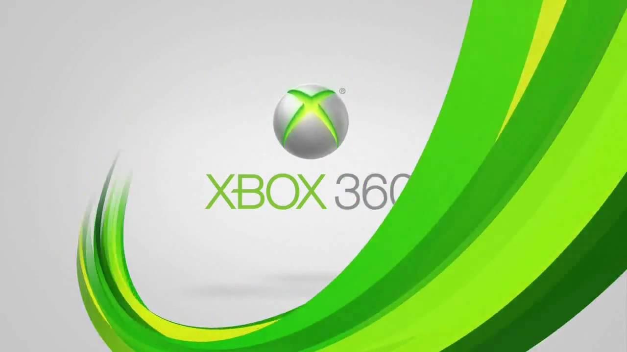 Xbox Video Logo Xbox 360 Logo 3 - New  NXE