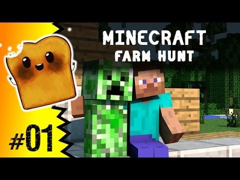 Minecraft Farm Hunt Po Polsku - GDZIE TEN KURCZAK | Minecraft Gry
