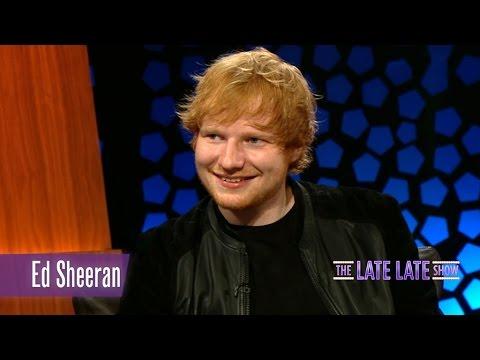 Ed Sheeran talks about Love/Hate