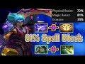 Passive Tank Anti Mage 81% Spell Block | Dota 2 new meta Gameplay MP3