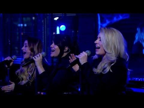 O'G3NE zingt songfestival-nummer 'Lights & Shadows - RTL LATE NIGHT