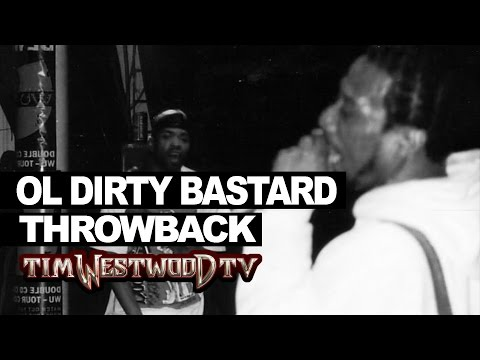 Tim Westwood Shares a Rare Ol Dirty Bastard 11 Minute Freestyle From 1995 news