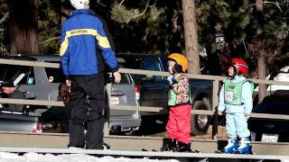 emma 1st time ski.mp4