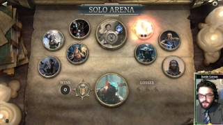 How To Solo Arena: Part One | Elder Scrolls Legends