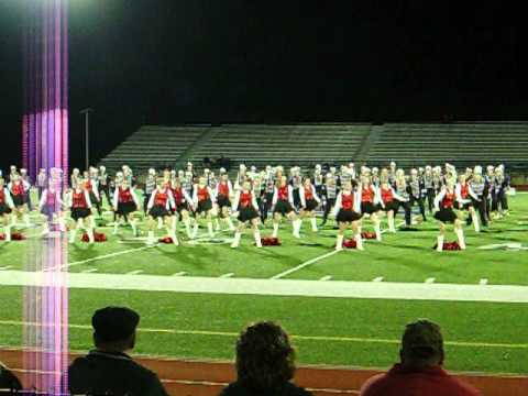 Franklin Area High School - Black Knight Marching Band - Shout It Out