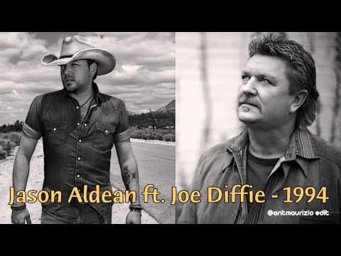 Jason Aldean ft. Joe Diffie - 1994 (Duet) (HD)
