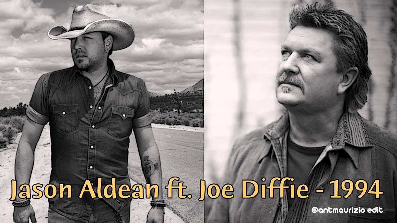 Jason Aldean Ft Joe Diffie  Duet Hd Youtube