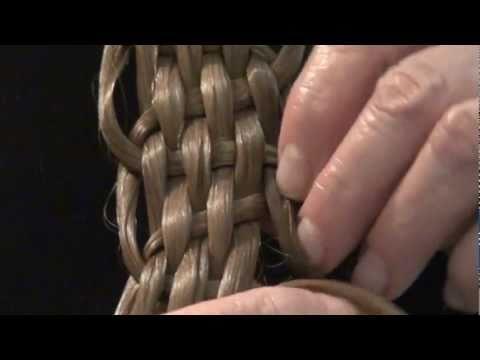 Fancy Basket-weave Braid