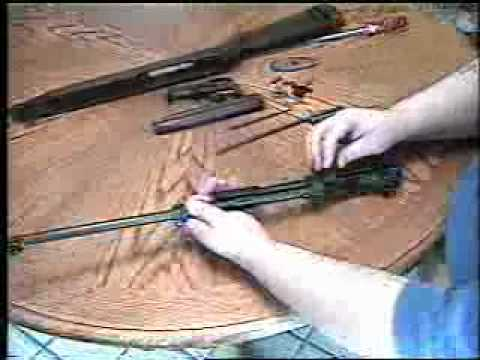 Disassembly and Reassembly of the M1 Carbine.