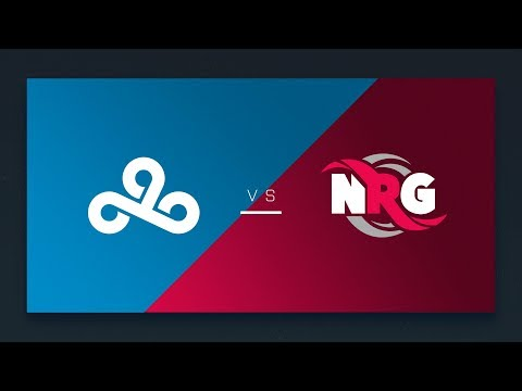CS:GO - Cloud9 vs. NRG [Overpass] Map 2 - NA Day 10 - ESL Pro League Season 7
