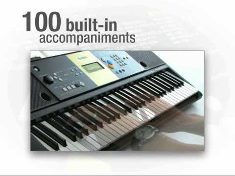 Ypt video latest music top songs trailer for Yamaha ypt 210 manual