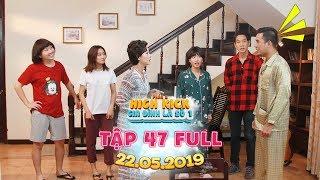 """Gia đình là số 1 Phần 2   tập 47 full: Minh Ngọc bỏ trốn khỏi nhà vì ông Tài """"truy sát"""" ráo riết"""