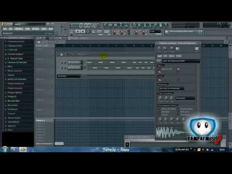 Tutorial Como Hacer Roleos de Reggaeton en Fruity Loops (HD)