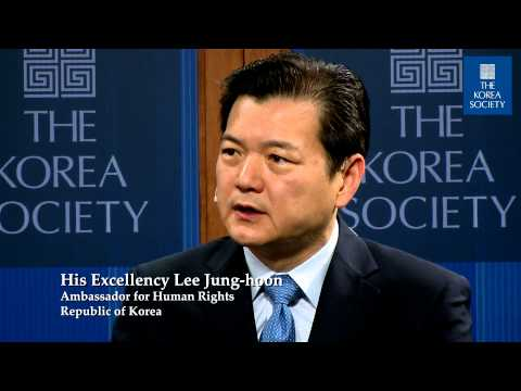 Confronting the Human Rights Challenge in North Korea with Amb. Lee Jung-hoon