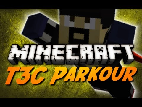 Minecraft Maps - t3c Parkour - Stage 3! - Nearly Pricked to Death!