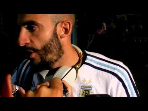 FÚTBOL - Post Argentina vs Bolivia en Córdoba