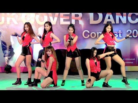 150719 Diva Party cover T-ara @SENA fest Cover Dance 2015