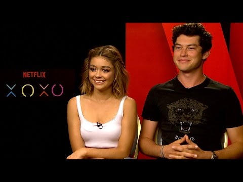 Sarah Hyland Tells Hilarious Story About Punching a Guy & New Movie XOXO!