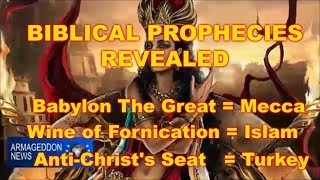 Download Lagu AntiChrist, Mecca and Islam are Prophesied in the Holy Bible! Gratis STAFABAND