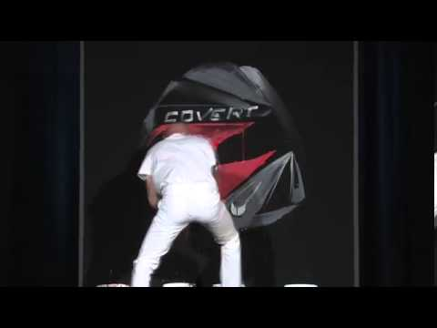 Nike Golf Unveils VR_S Covert Driver with Speed Painter