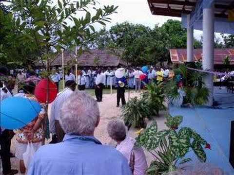 World Radio Programme - Vanuatu Video