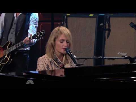 Metric - Eclipse (All Yours) [The Tonight Show with Jay Leno]