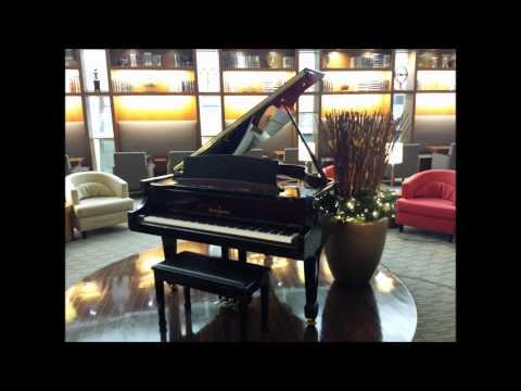 Asiana Business Class Lounge @ ICN