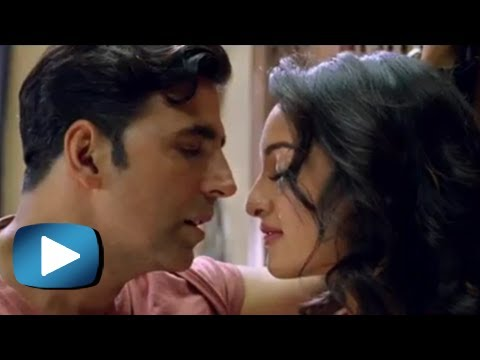 Holiday Movie Trailer Review - Sonakshi Sinha Hot Kissing Scene video