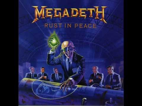 34. Megadeth - Rust in Peace