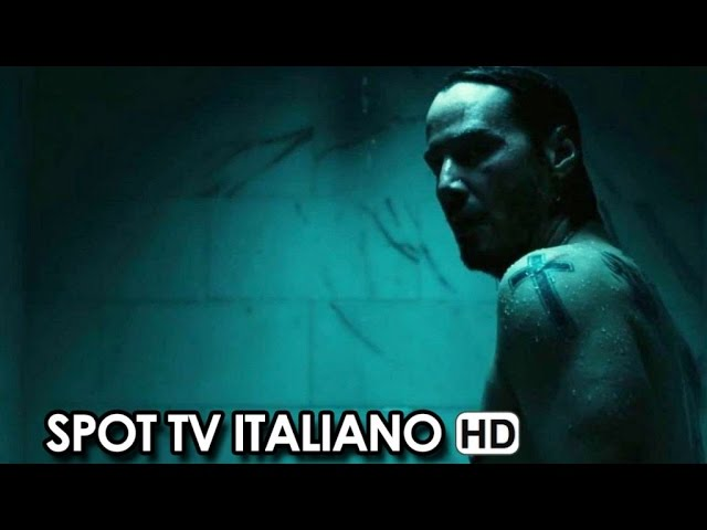 JOHN WICK Spot TV 'Non ho paura di lui' (2015) - Keanu Reeves Movie HD