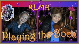 Real Live Monster High | 'Playing the Boos, Y All' - Creative Princess