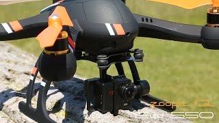 ACME Zoopa Evo 550 Actionvideo (deutsch)