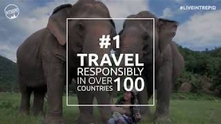 Five reasons to travel with Intrepid