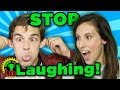 YOU CAN'T BREAK US! | The FAN-SUBMITTED Try Not To Laugh Challenge