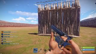 RUST Game Play | AMD Ryzen 5 1600