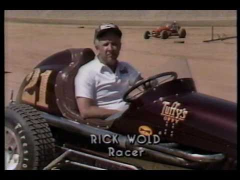 Antique Race Cars