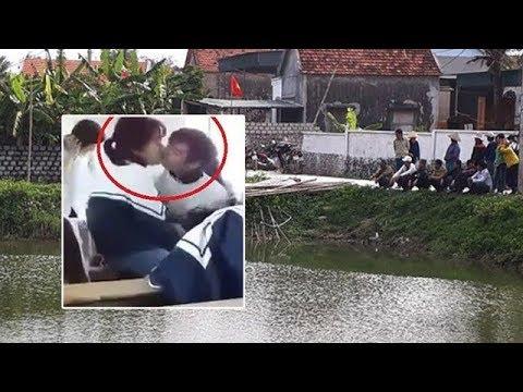 Nữ sinh lớp 11 tự tử sau clip hôn bạn trai trong lớp bị phát tán | hanh trinh pha an