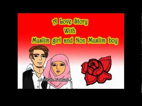 A love with Muslim girl and Non Muslim boy
