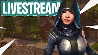 WINNEN IN COMPLETE *FATE* OUTFIT! - Fortnite: Battle Royale LIVE!