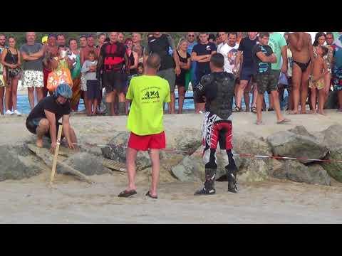 off-road събор Приморско 2017 - Плажно състезание