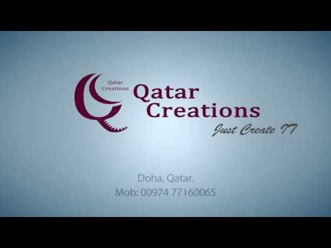 Qatar Creations - Logo & Social Media