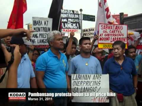 Transport sector leads nationwide protest vs oil price hikes